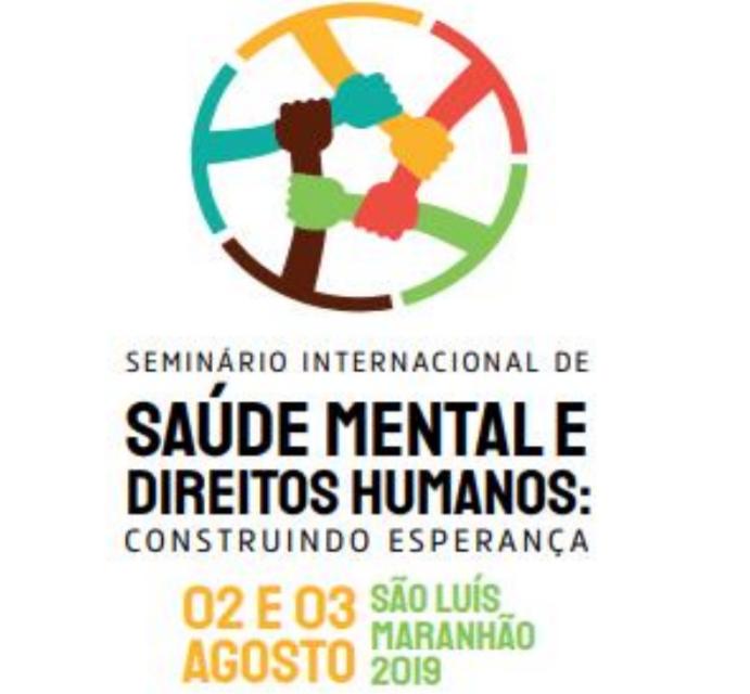 Anais do Seminário Internacional de Saúde Mental e Direitos Humanos
