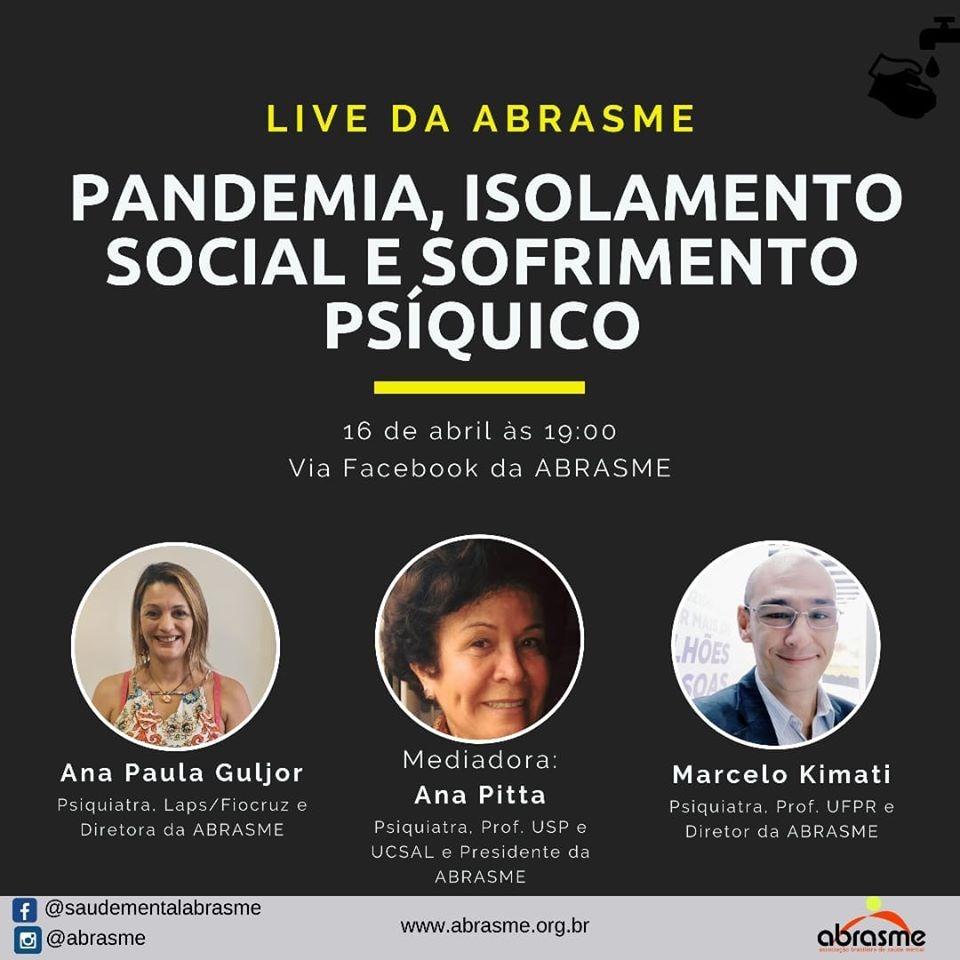 Live da ABRASME