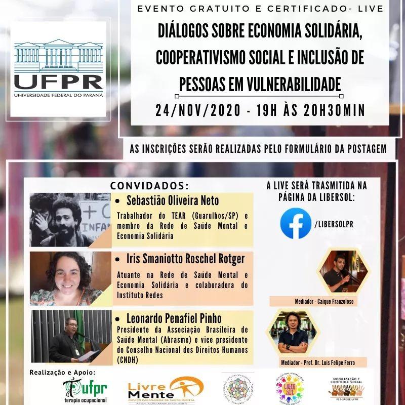 Presidente da ABRASME participa de Seminário da UFPR e Libersol