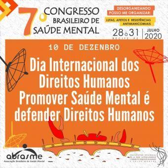 10 de dezembro - Dia Internacional dos Direitos Humanos