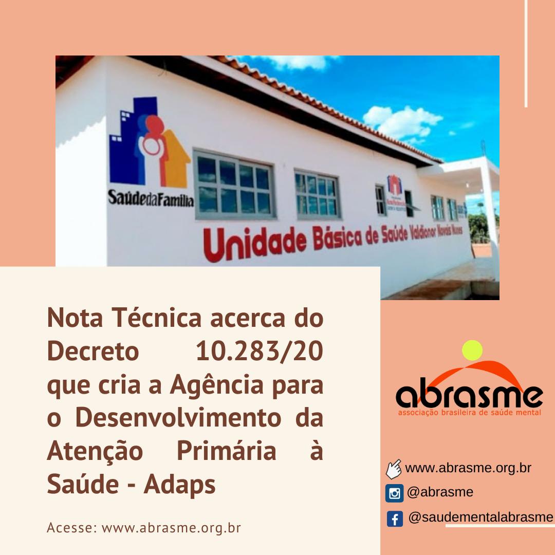 7º Congresso Brasileiro de Saúde Mental está ADIADO - em breve novas datas serão divulgadas.